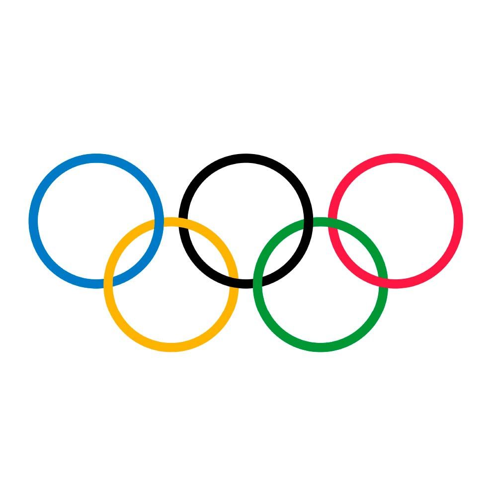 Logo das olimpíadas