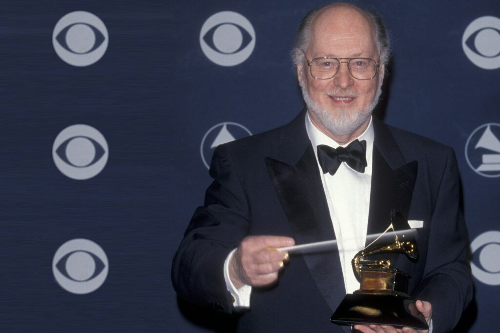 John Williams premiado no Grammy