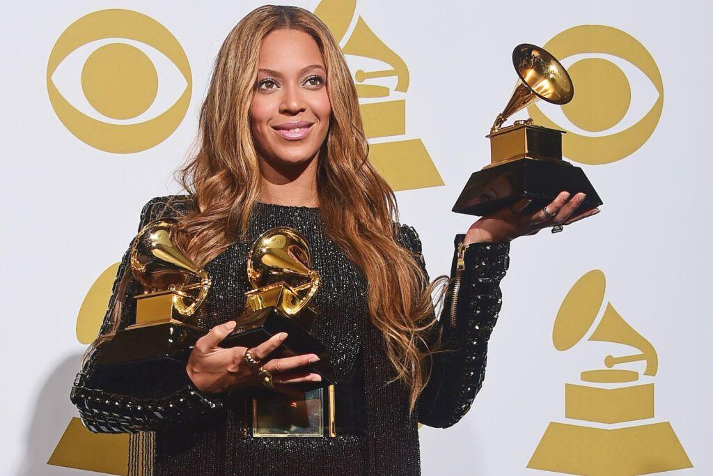 Beyoncé no Grammy