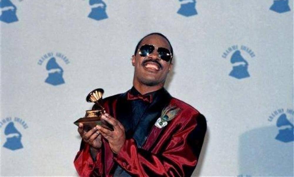 Stevie Wonder Grammy