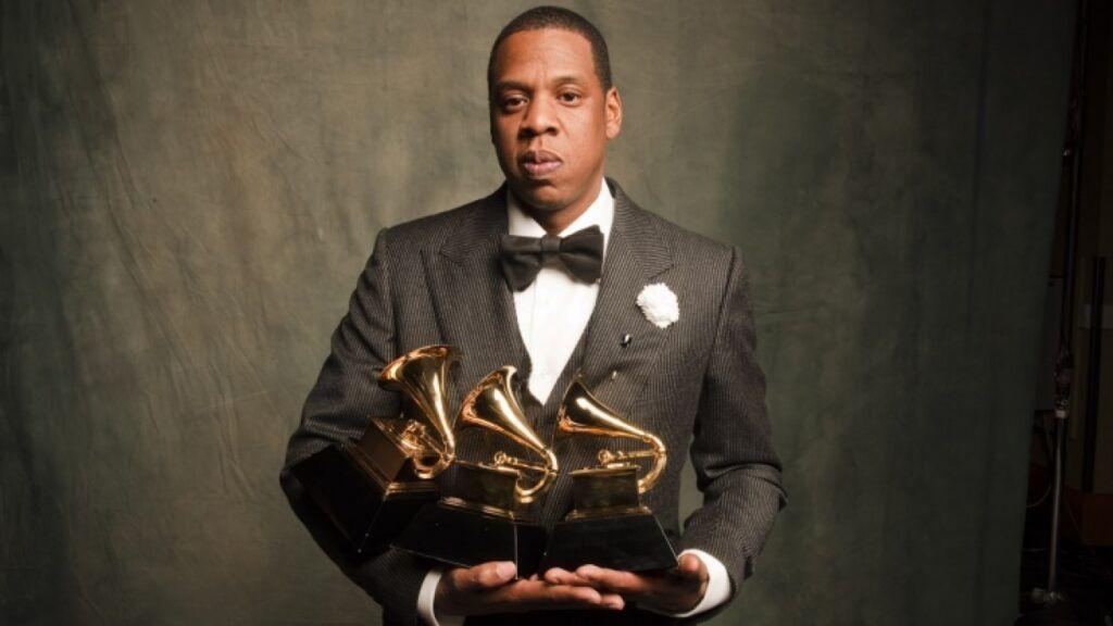 Jay Z no Grammy