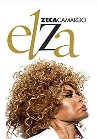 Livro biografia Elza