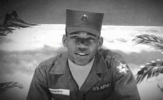 Jimi Hendrix no exército