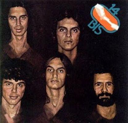 Capa do álbum 14 Bis