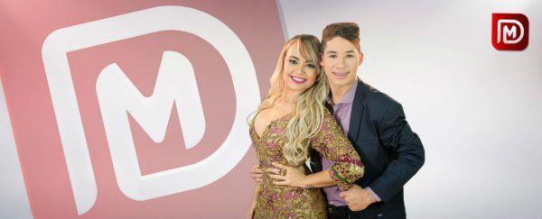 Bruna e Rafael: as duas novas vozes da Mais Romântica do Brasil (Divulgação)