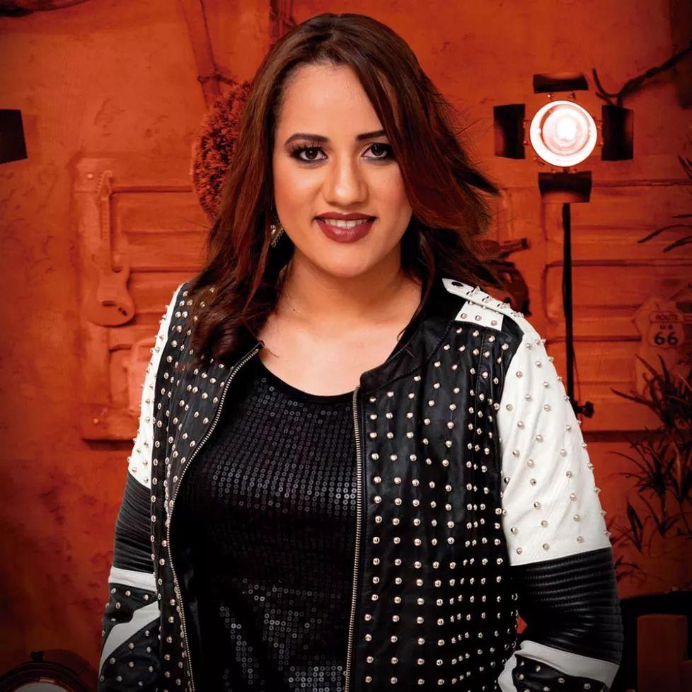 Samara Trajano ao vivo