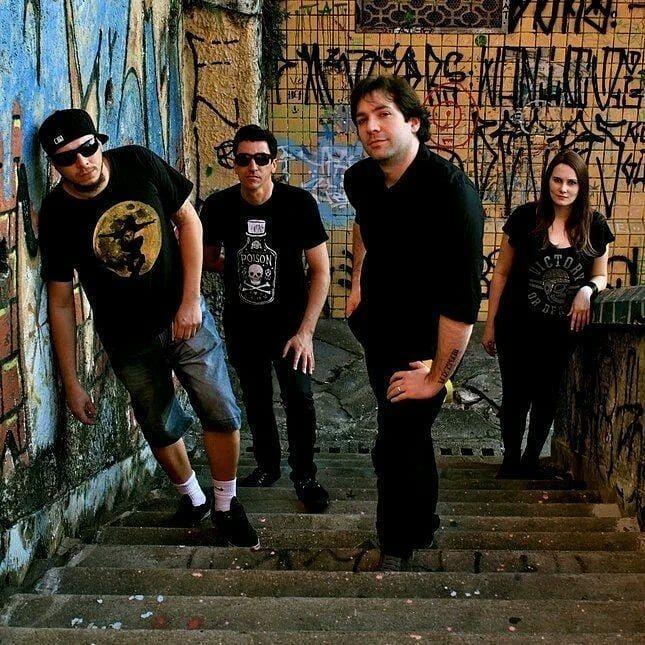 Banda Nitronica e seu rock vigoroso