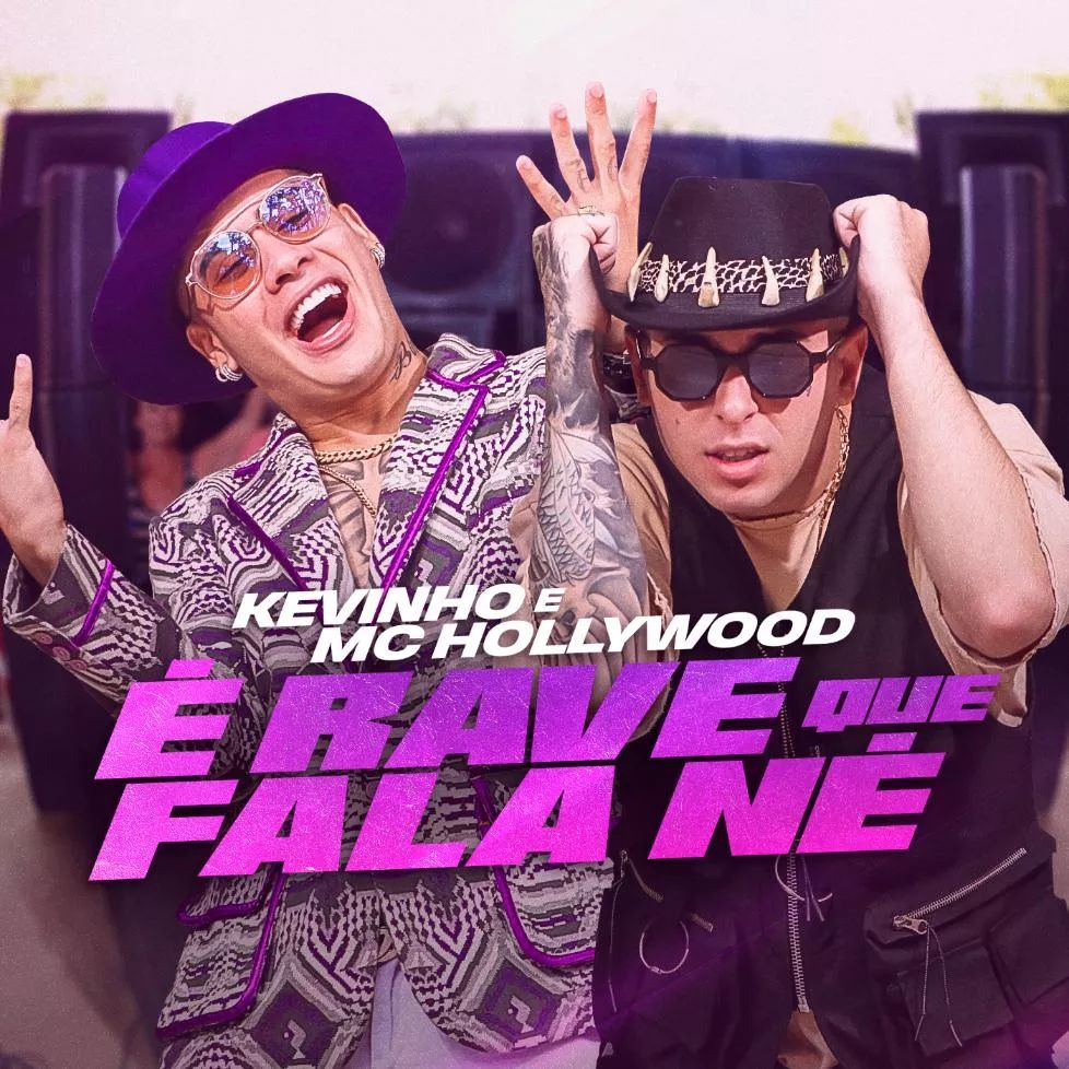 Kevinho e MC Hollywood