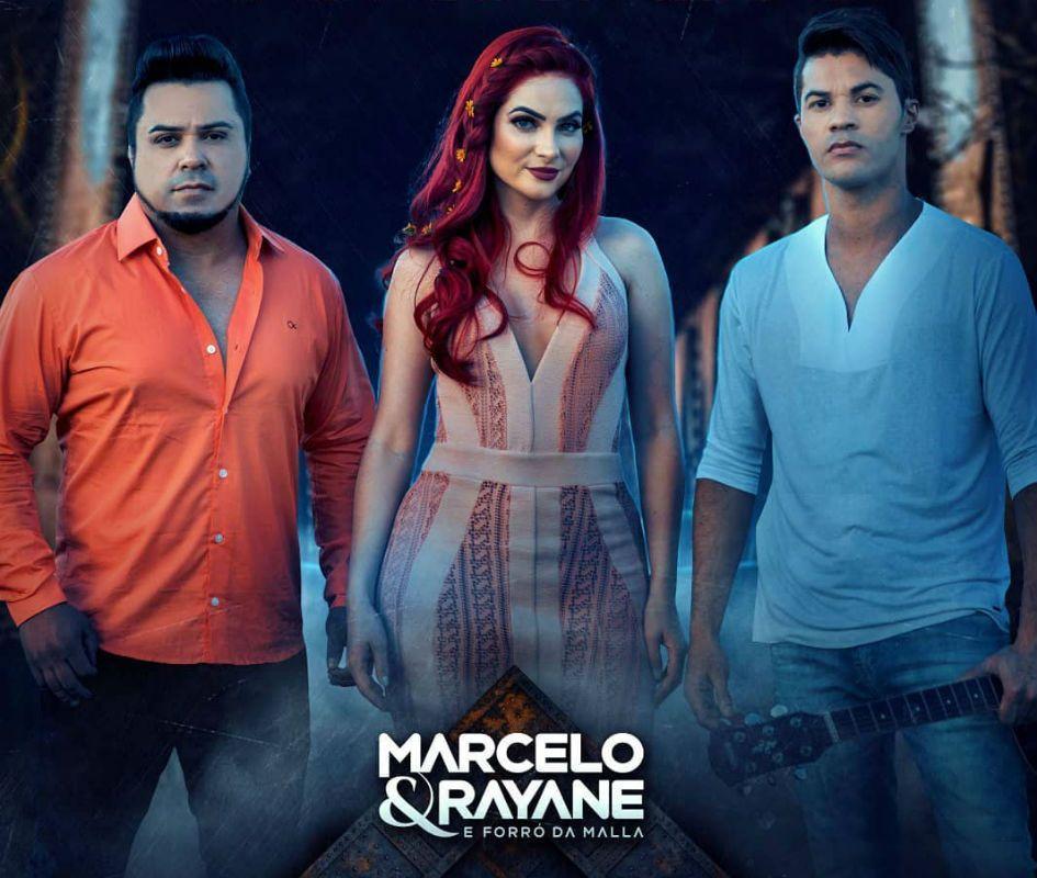 Marcelo & Rayane e Forró da Malla é o som que você precisa ouvir