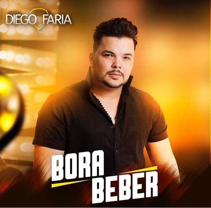Diego Faria é um compositor de sucesso e um cantor talentosíssimo