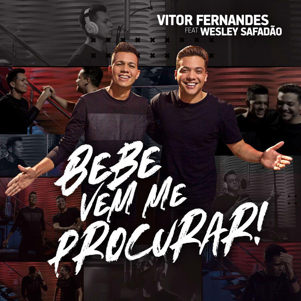 Vitor Fernandes divulga parceria com Safadão