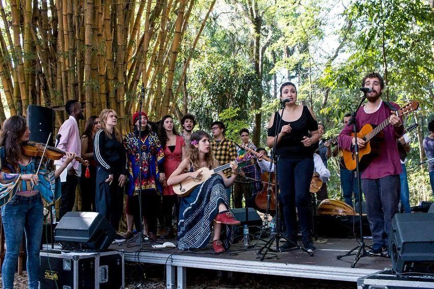 Em 2018, Ethno Brazil 2018 rolou no no parque Vicentina Aranha
