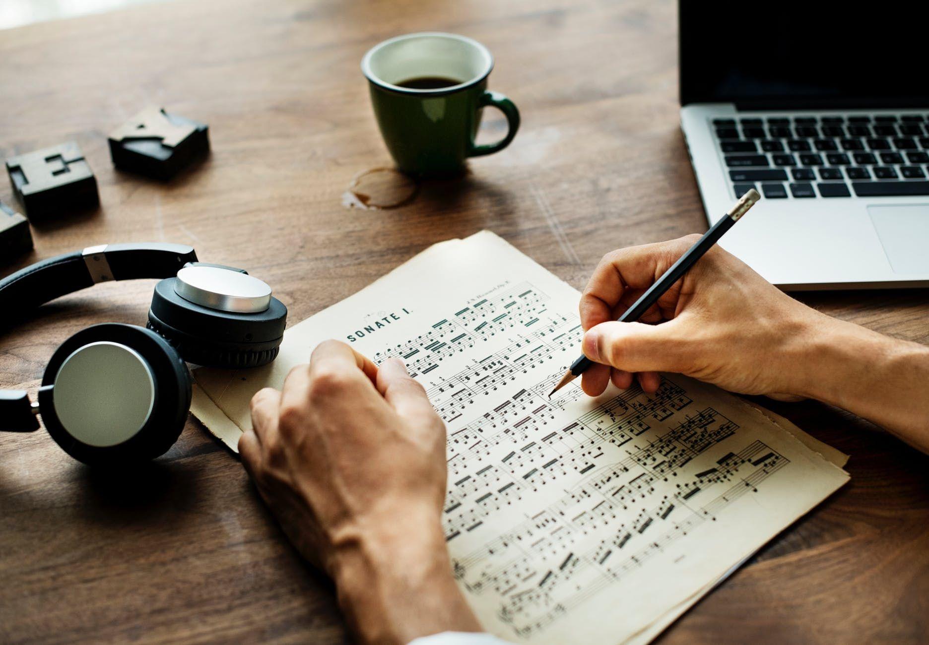 O compositor precisa saber enxergar oportunidades para inovar