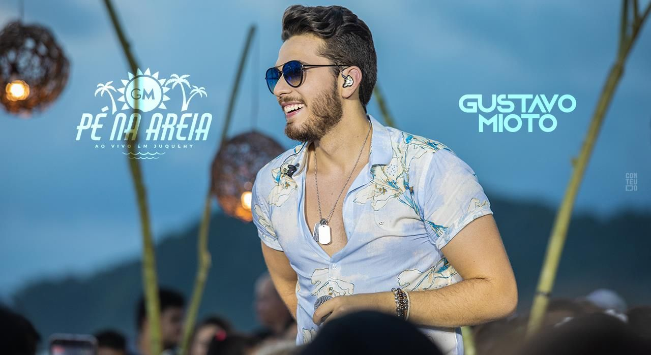 Gustavo Mioto disponibiliza Pé Na Aerea para download