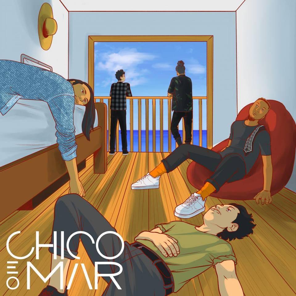 Chico e o Mar , indie rock