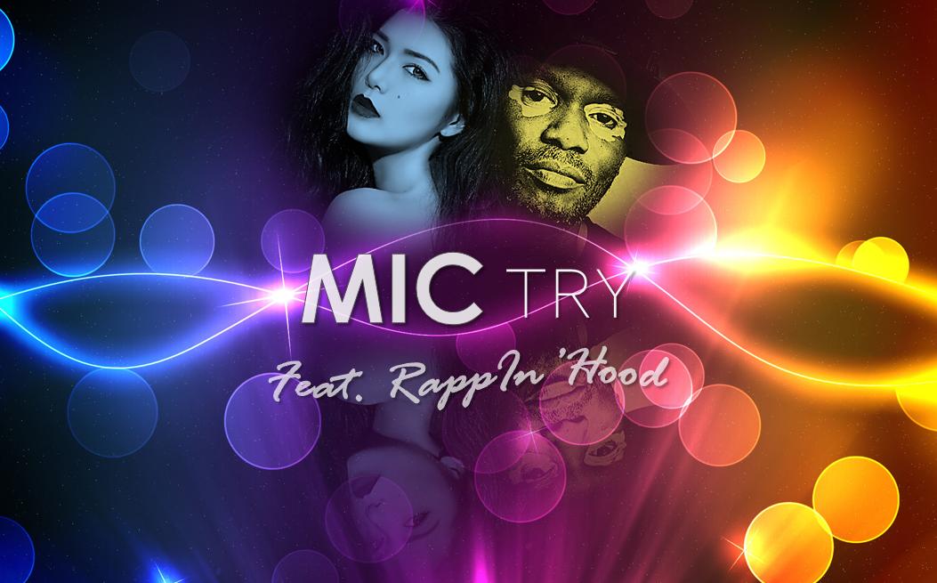 MIC e Rappin' Hood deixam claro que a música não tem fronteiras