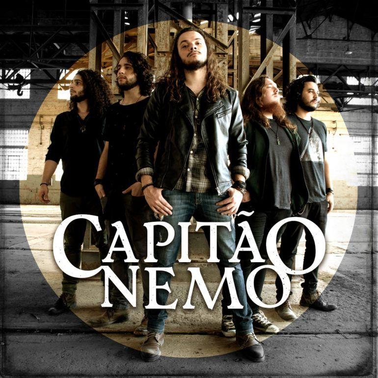 Rock da Capitão Nemo é indicado pra quem realmente curte rock