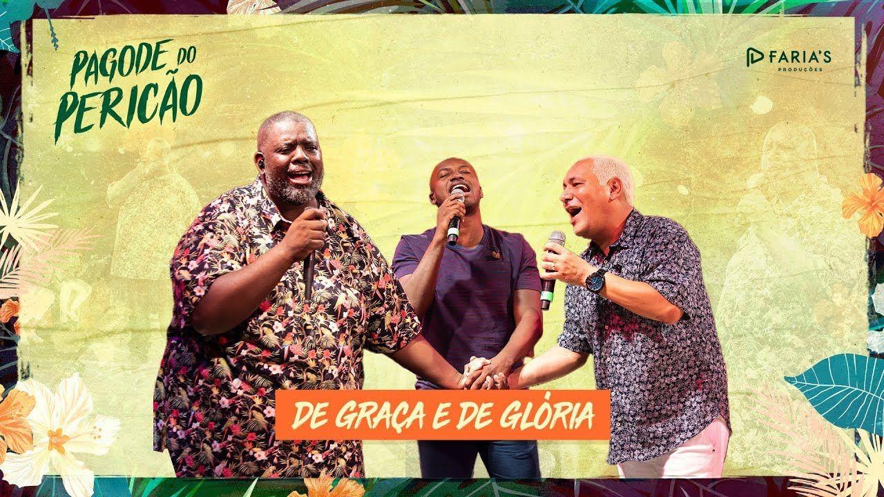 Péricles cantou com seus ex-colegas de Exaltasamba