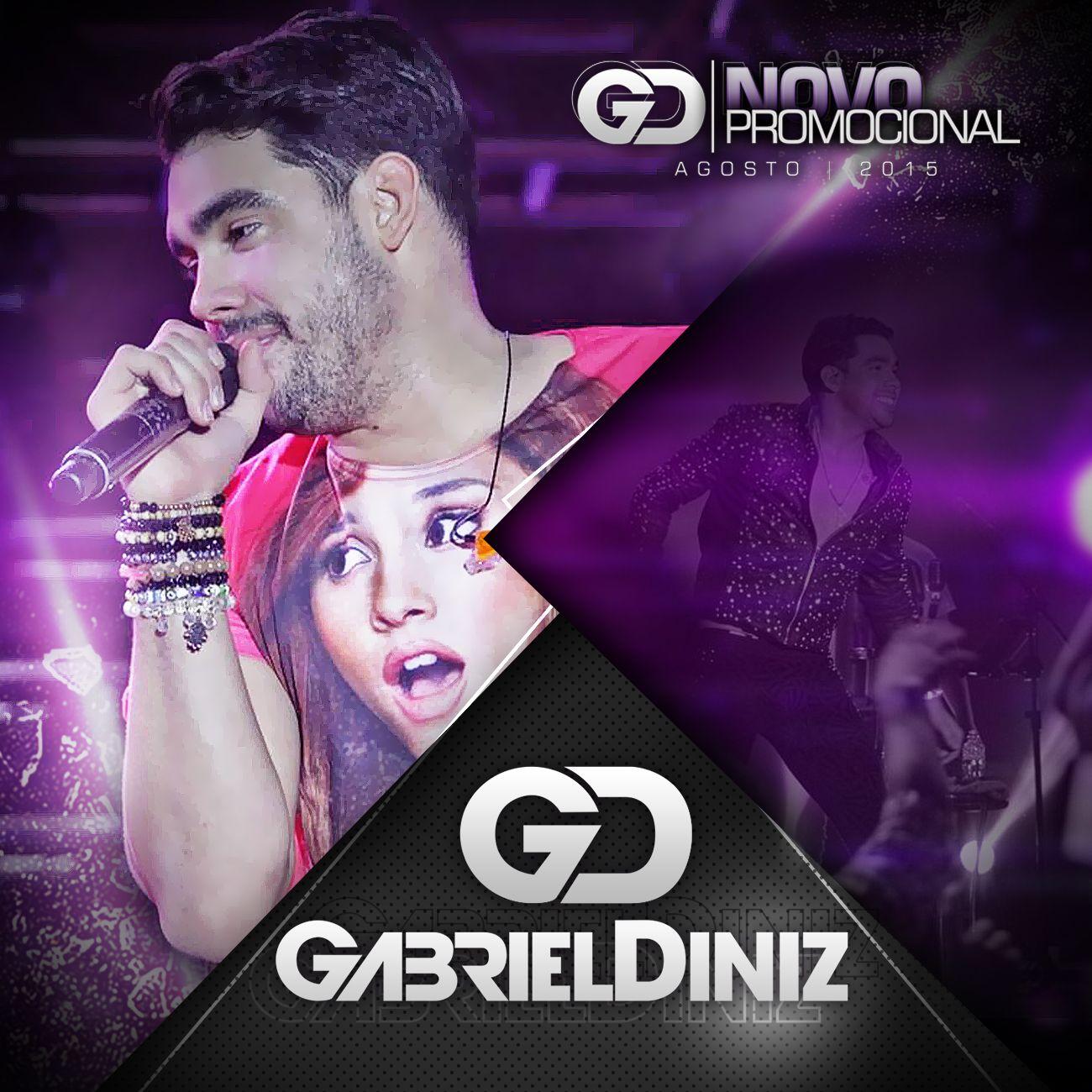 Gabriel Diniz sempre lançou discos promocionais