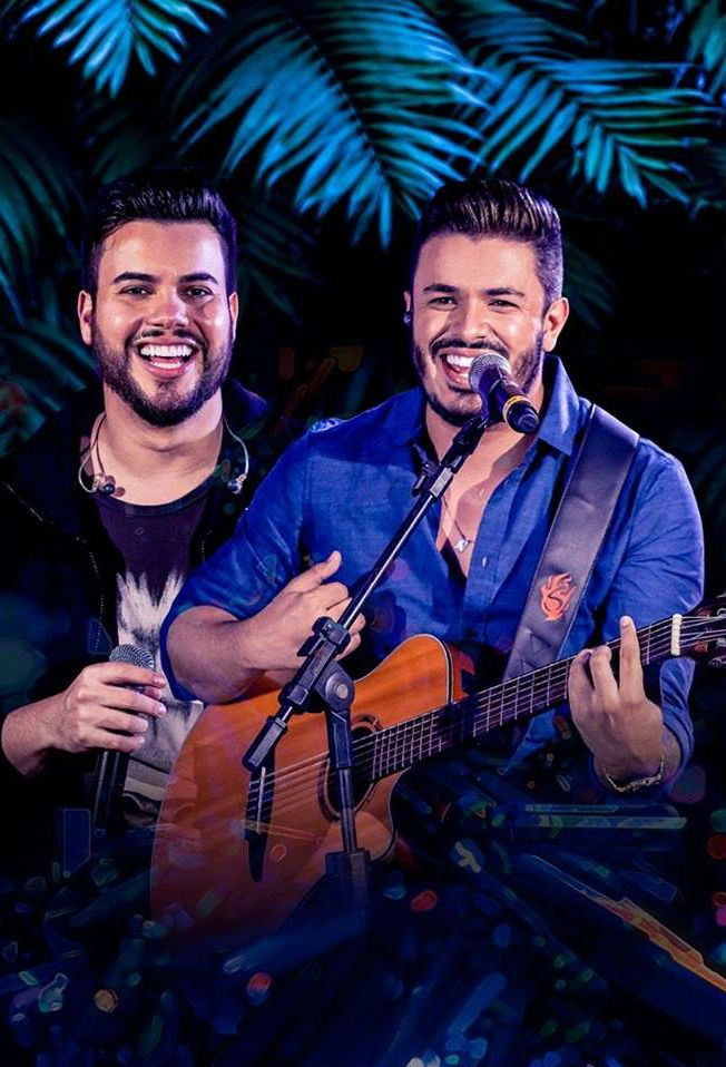 Max e Luan representam o sertanejo de Goiás