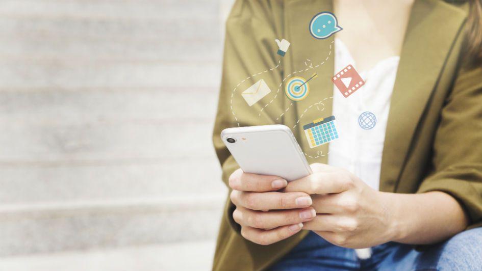 É preciso traçar estratégis ´para tirar o melhor proveito das redes sociais