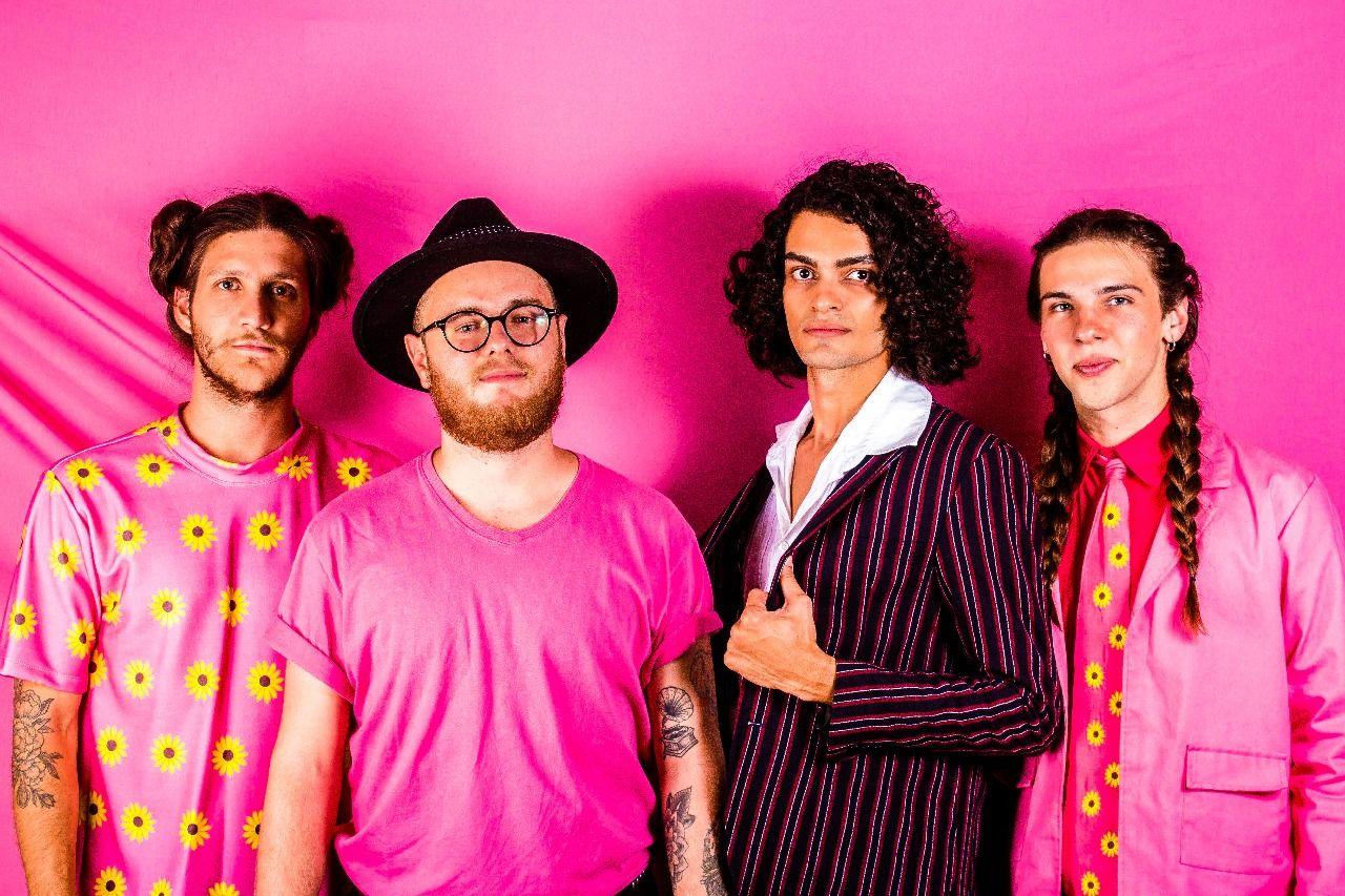 Banda DSTN é das gratas surpresas no rock