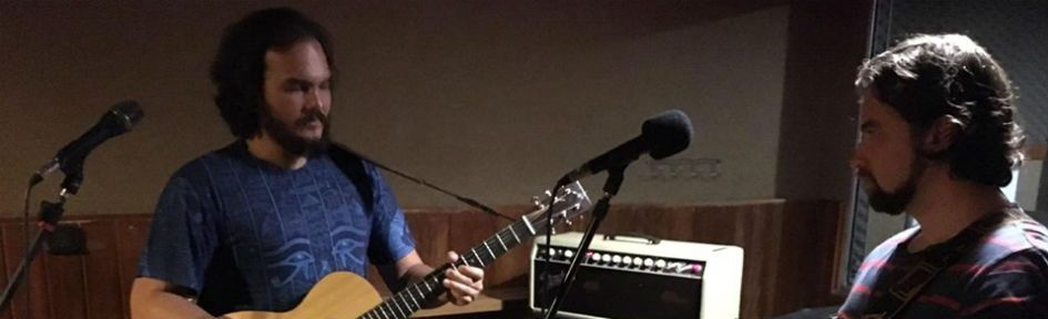 Deserto Moai , uma banda de rock progressivo