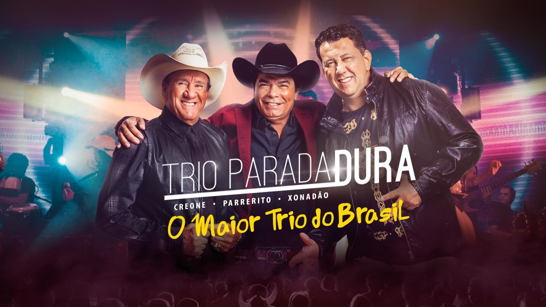 Trio Parada Dura, o maior trio do Brasil