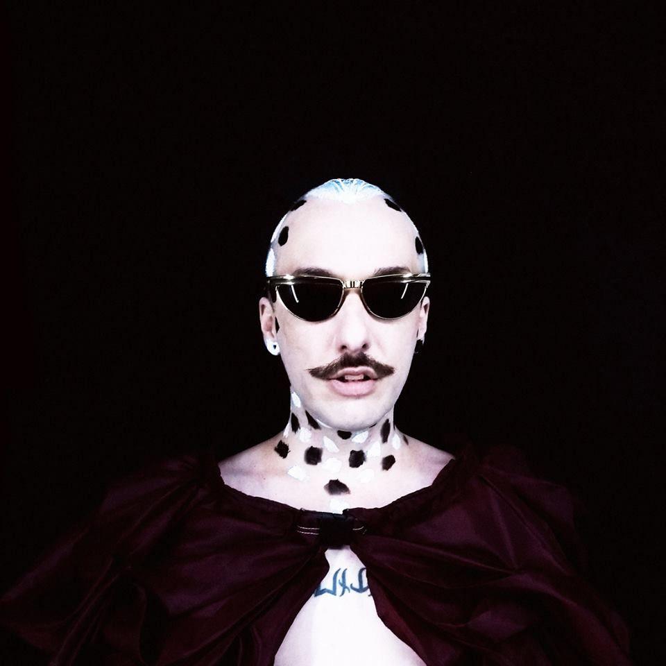 Madblush, artista gaúcho