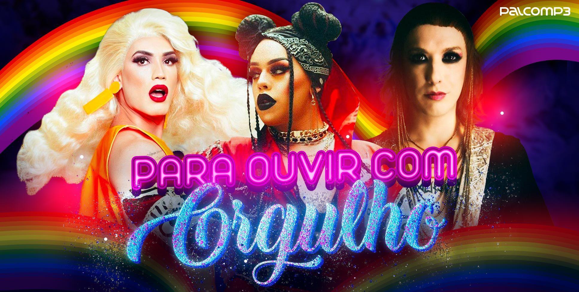 Playlist de músicas celebra o Dia do orgulho LGBT
