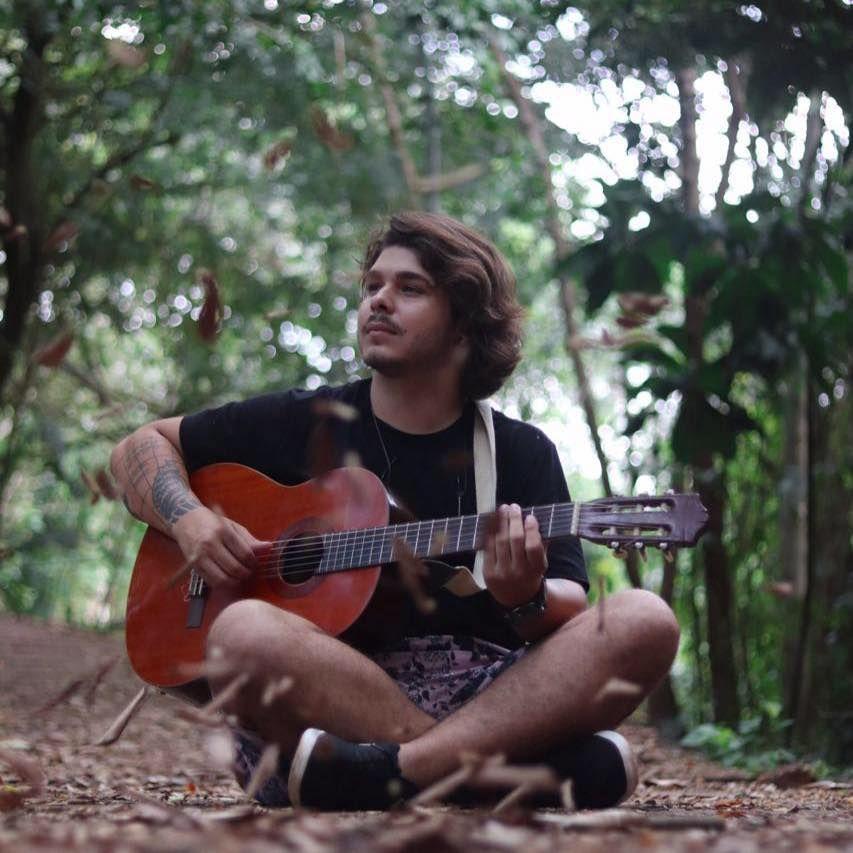 Marcelo Brinholi é um dos espoentes da música que vem do MS