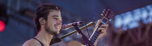 Tiago Iorc, um músico que é dono do próprio trabalho