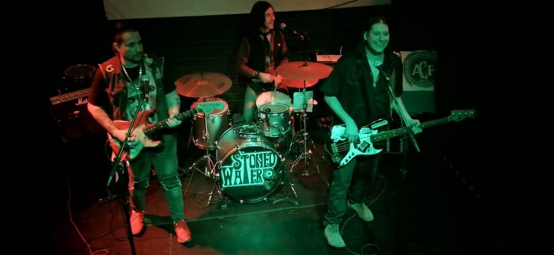 Stoned Water, banda de rock