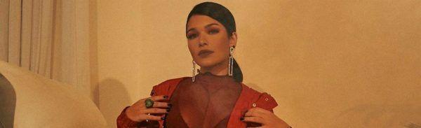 lary é uma cantora de pop carioca