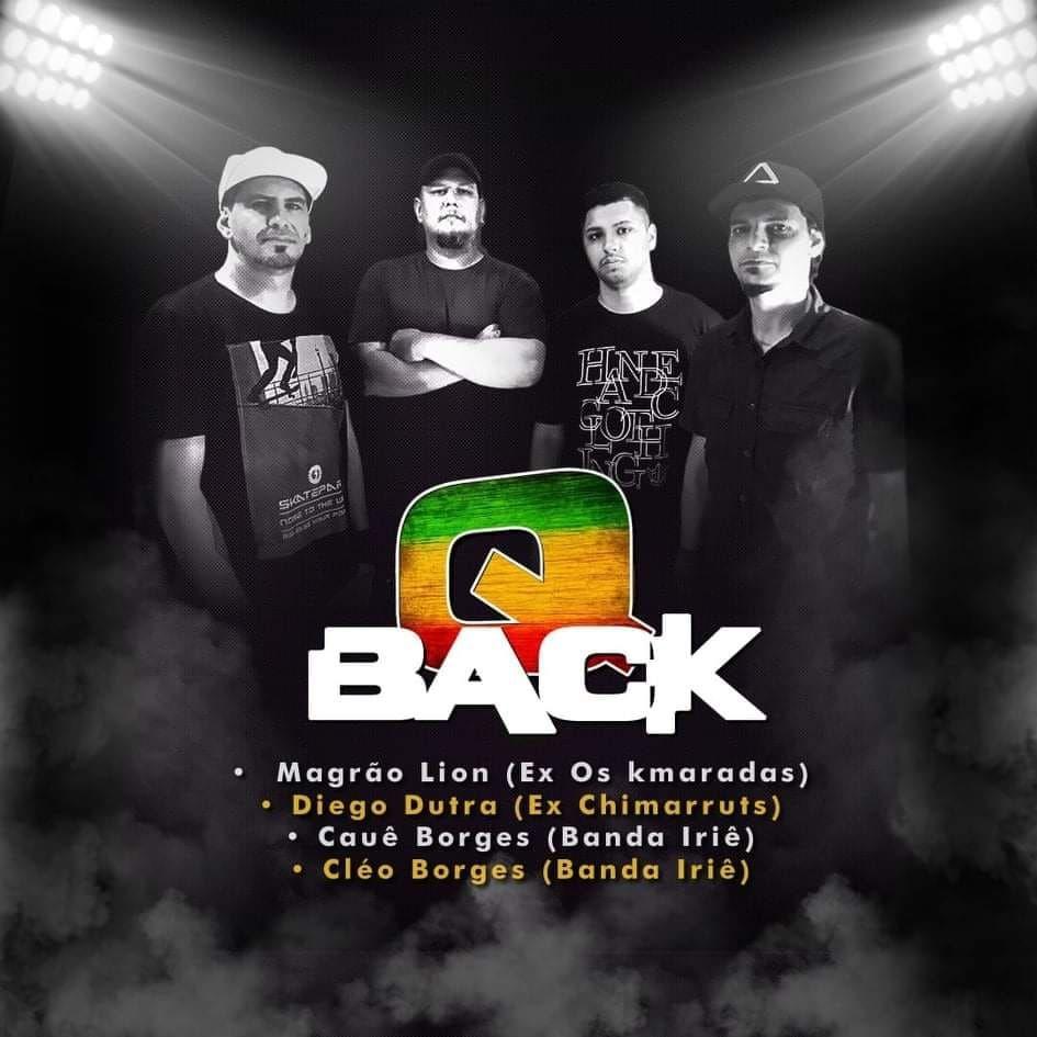 QBack é uma banda de Santa Catarina