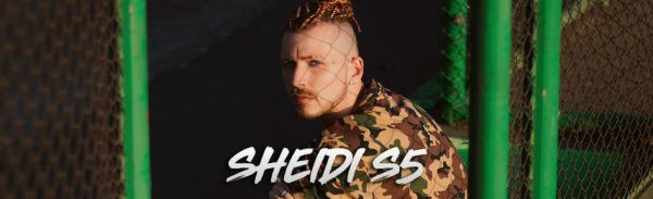 Sheidi S5, rapper do Paraná