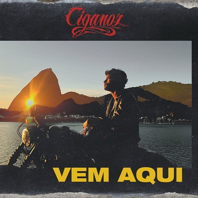 Cigano's, trio de rap, lança single