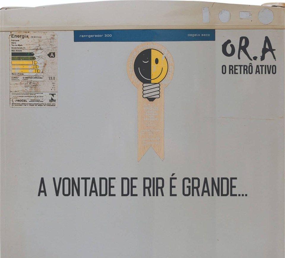 A Vontade de Riri é Grande marca a estreia da banda OR.A