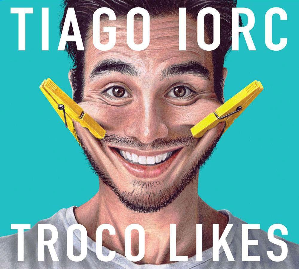 Troco Likes, quarto disco de Tiago Iorc