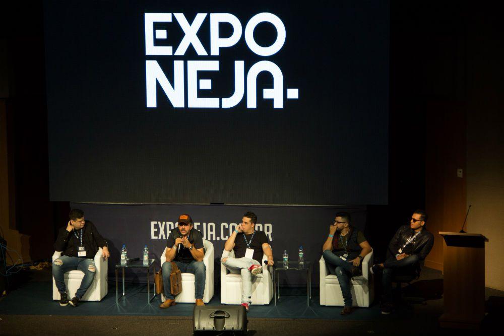 Profissionais da música sertaneja dão palestras na Exponejsa