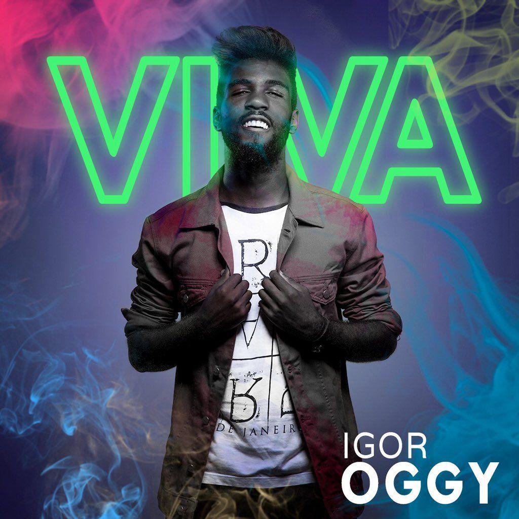 Igor Oggy é um cantor de música pop da nova geração