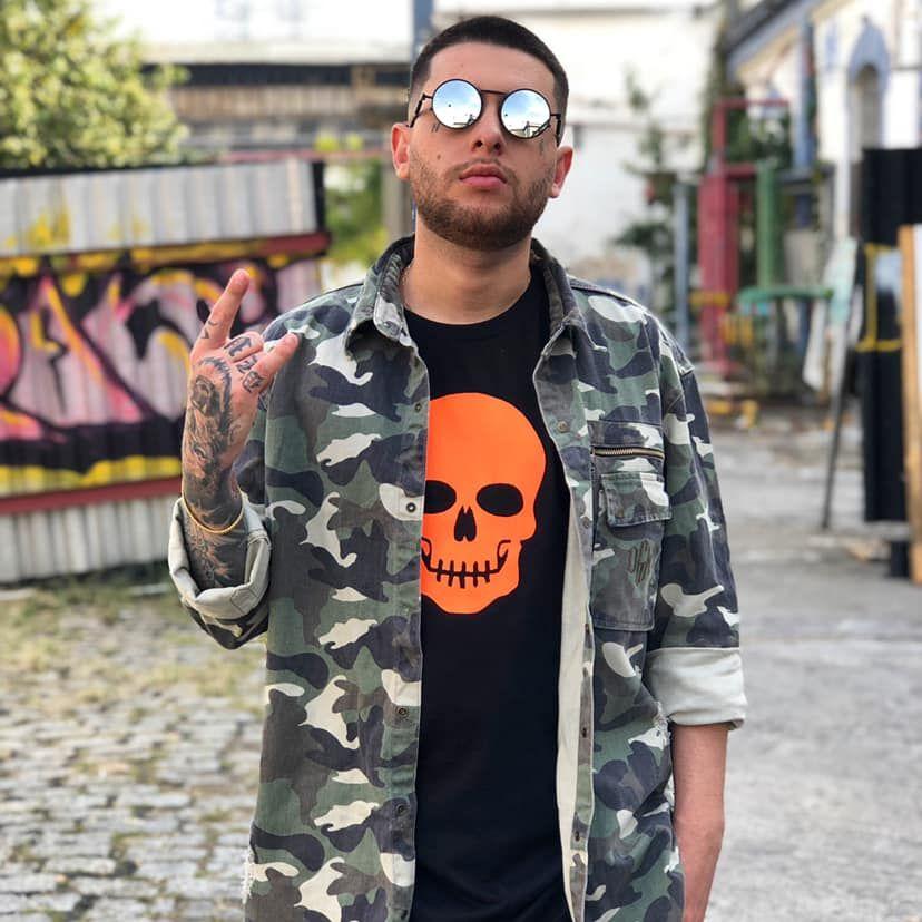 MC Hollywood, expoente do novo funk brasileiro