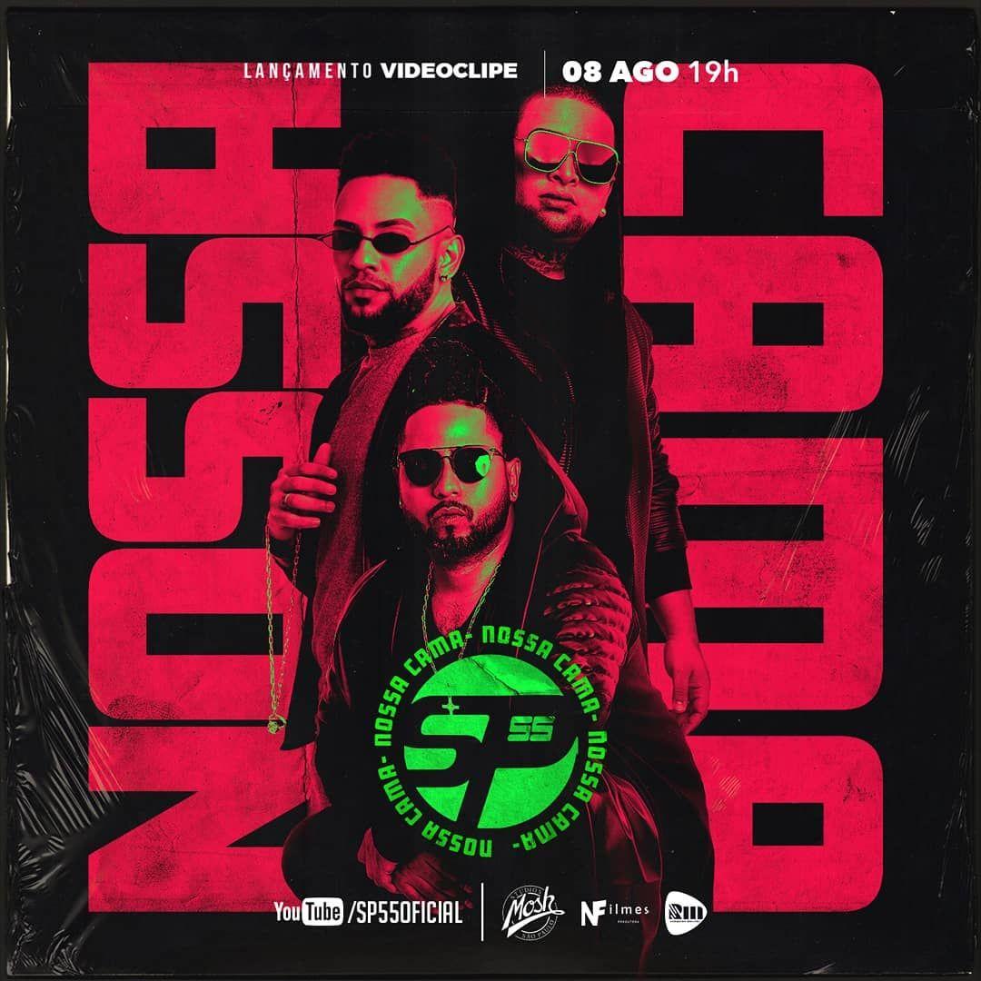 Trio SP55 lança o single Nossa Cama