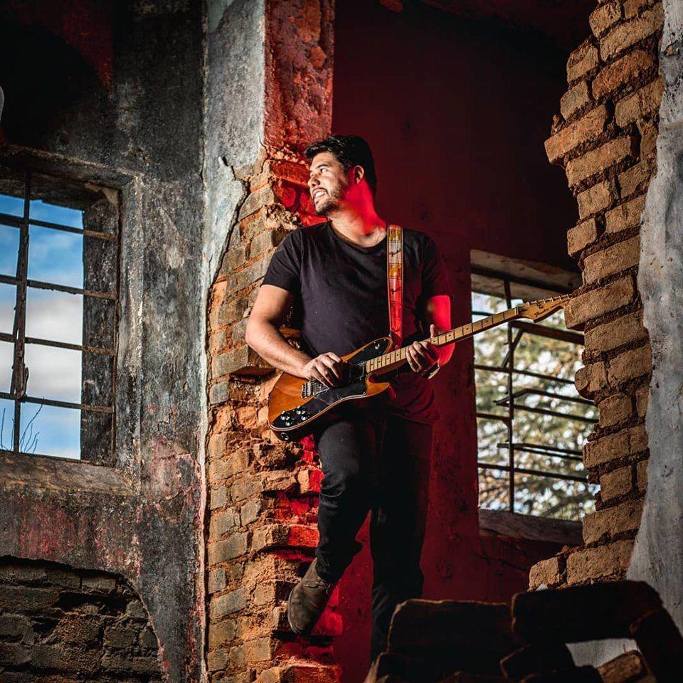 Sérvio é uma das forças do rock que vem de MG