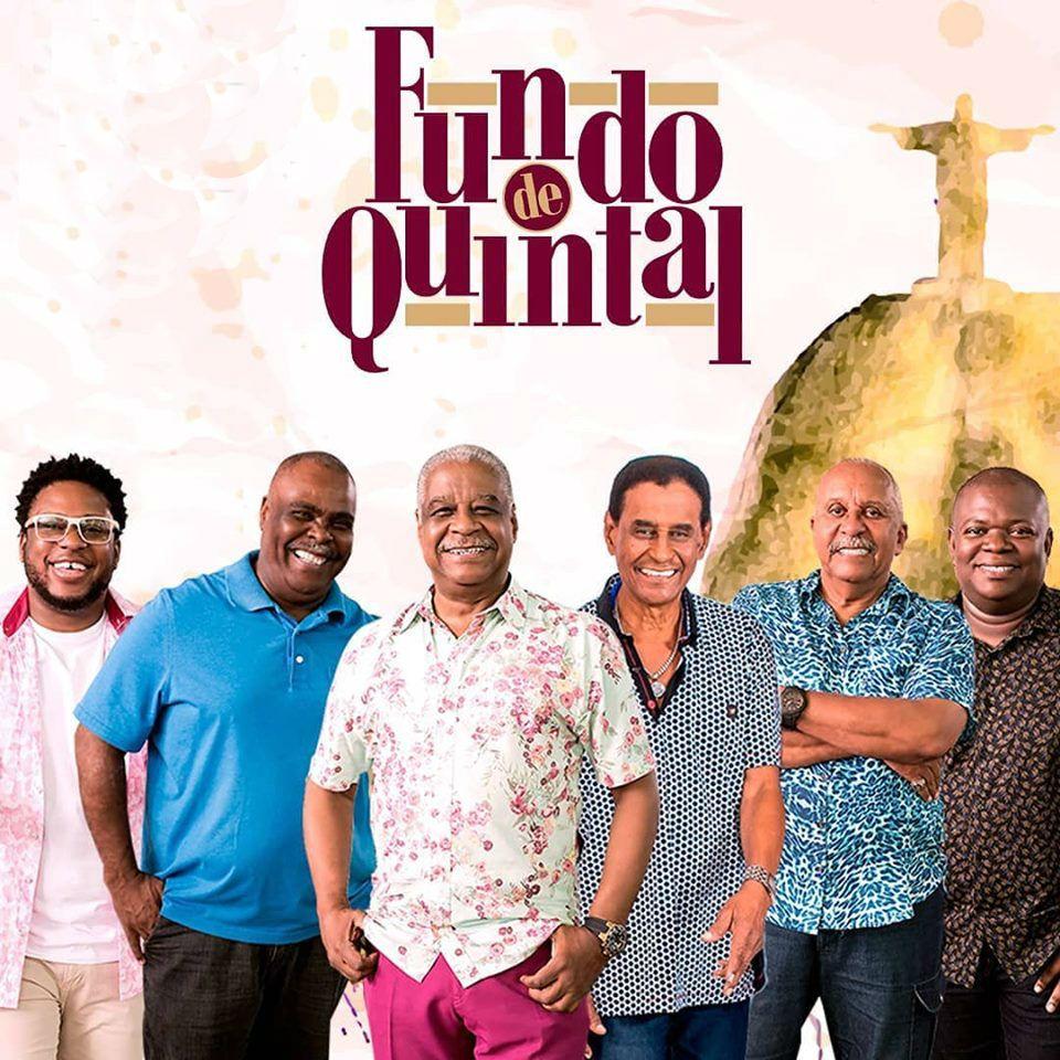 Grupo Fundo de Quintal, lenda do samba