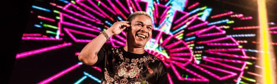 Aldair Playboy é um cantor de brega-funk