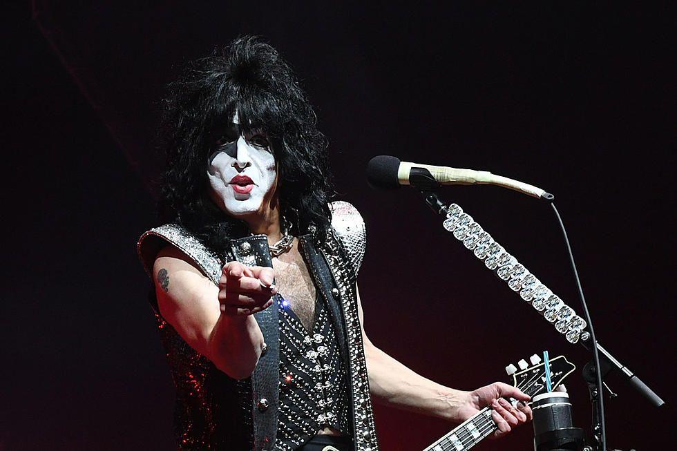 Paul Stanley, guitarrista e vocalista da banda Kiss