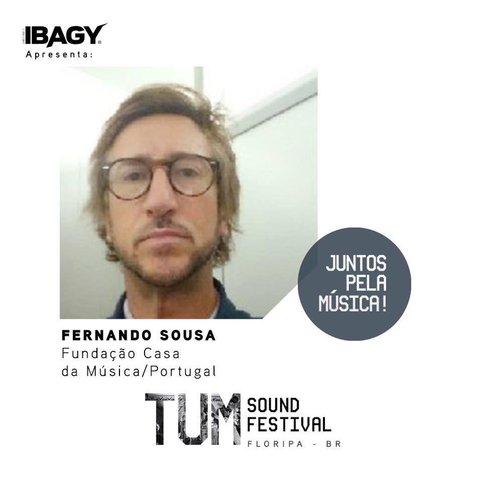 Tum Sound Festival está chegando