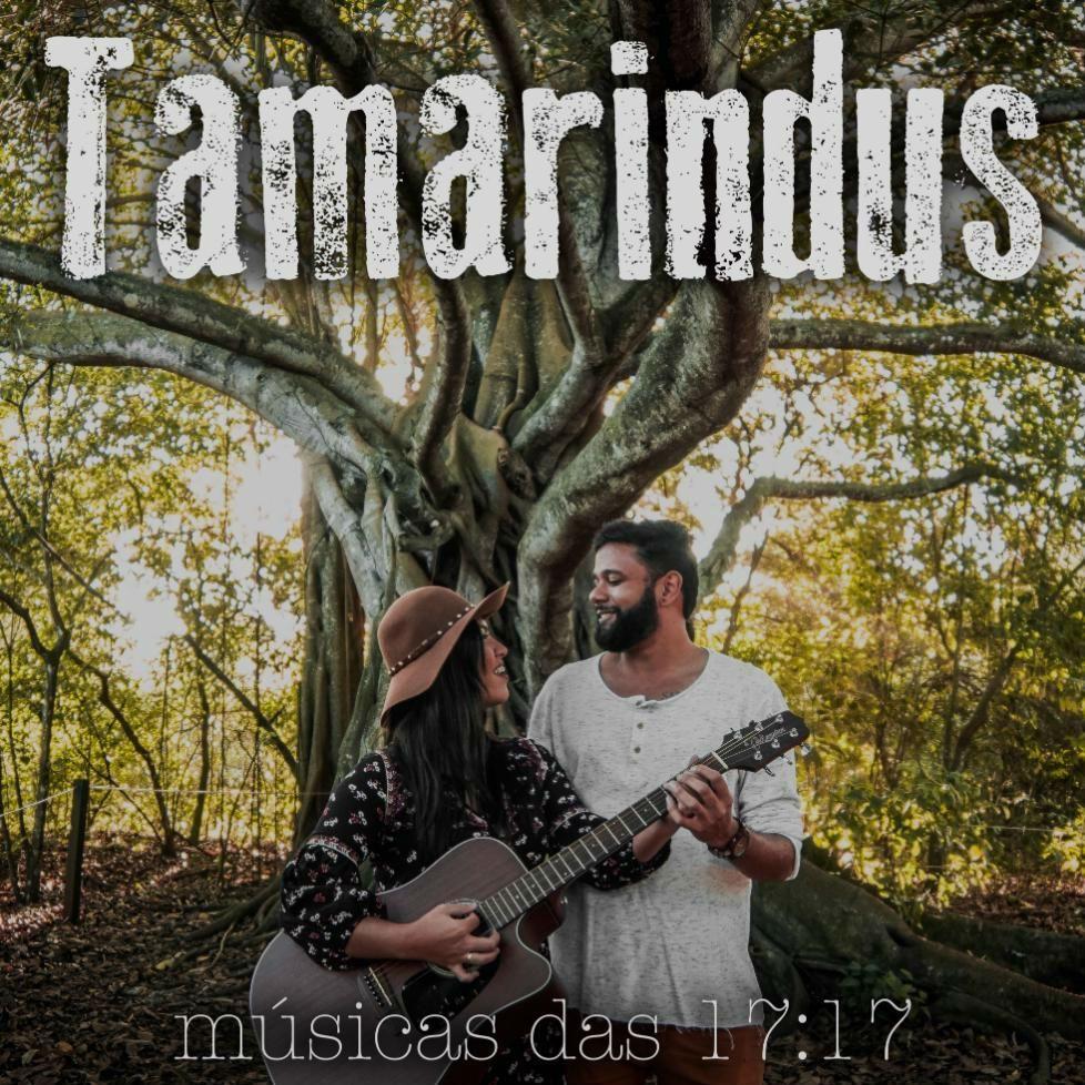 Tamarindus posa para a capa do EP Músicas das 17:17