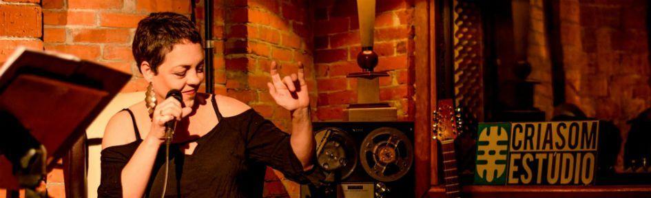 A cantora Cátia Machado canta todos os tipos de música